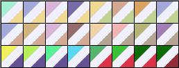 Isla guamblin photoshop gradients