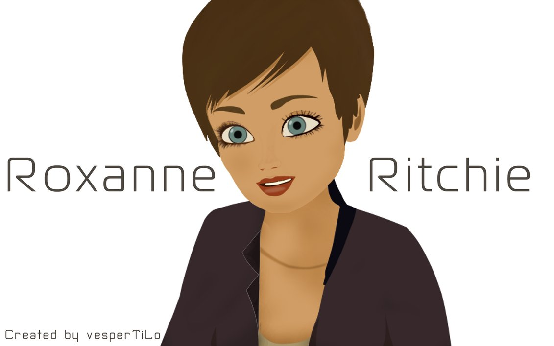 Roxanne Ritchie Psd File