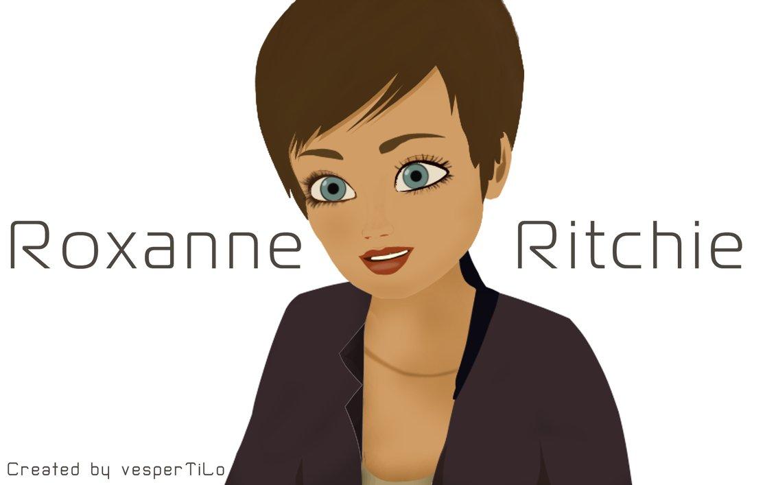 Roxanne Ritchie Psd File
