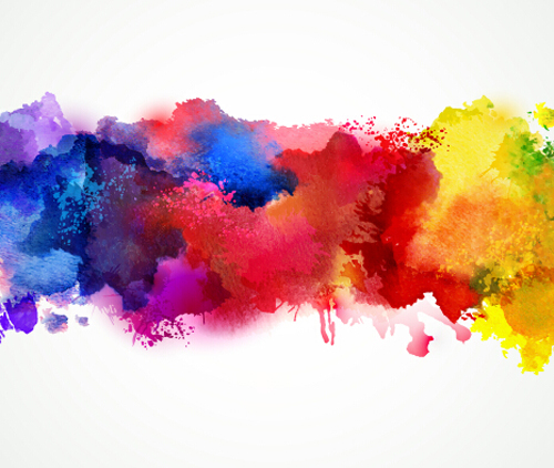 watercolor grunge background design 01