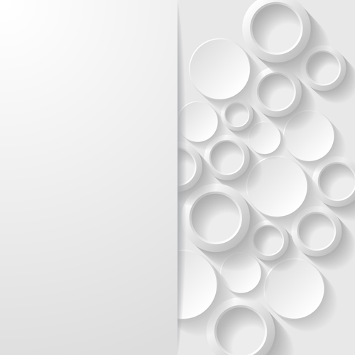 White background art vector 02 Vector Background free download