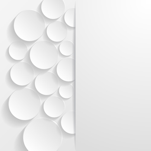 White background art vector 03 - Vector Background free