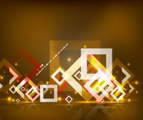 Abstract geometrical art background vector 05