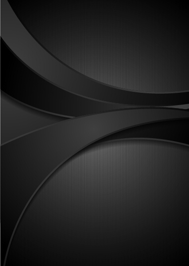Black abstract art vector background - Vector Abstract ...