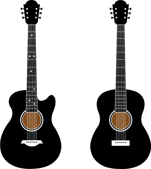 Acoustic Guitar Vectors, Photos and PSD files | Free Download