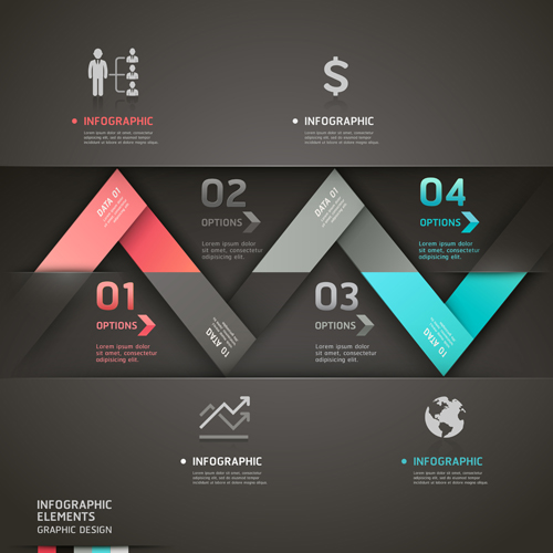 Business Infographic creative design 4214