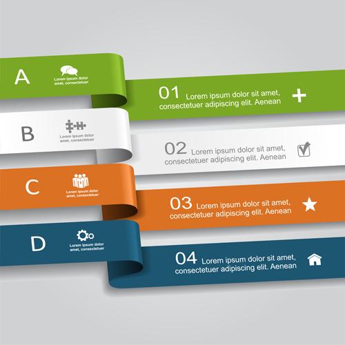 Business Infographic creative design 4240