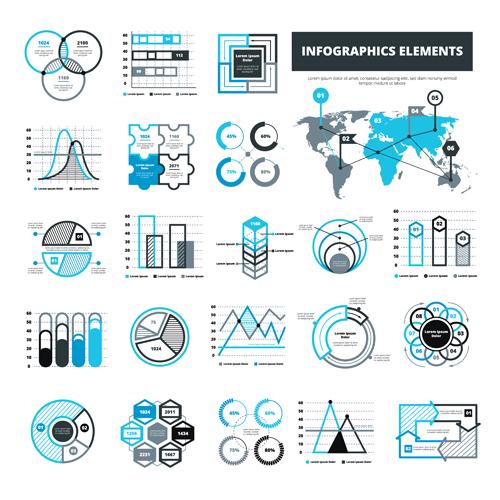 Business Infographic creative design 4249