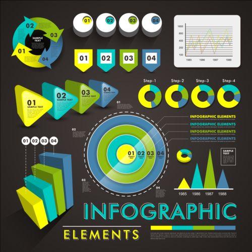 Business Infographic creative design 4265