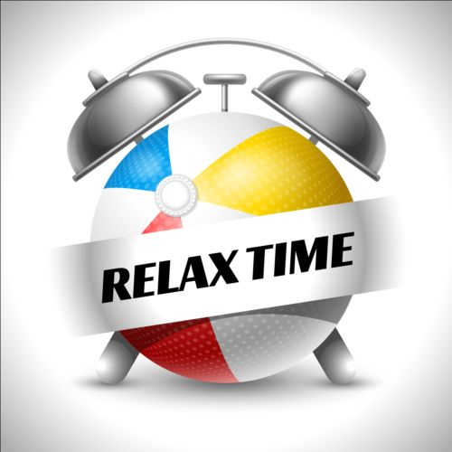Clock with relax vector