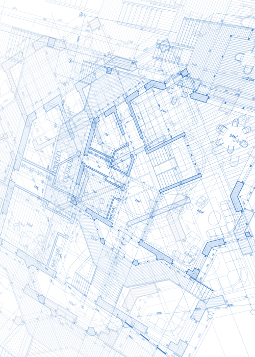 Construction building blueprint design vector 05 vector construction building blueprint design vector 05 malvernweather Choice Image