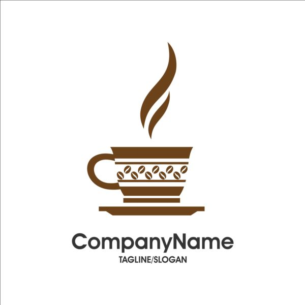 Coffee Cafes Logos