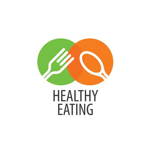 Design For Healthy Food Logos