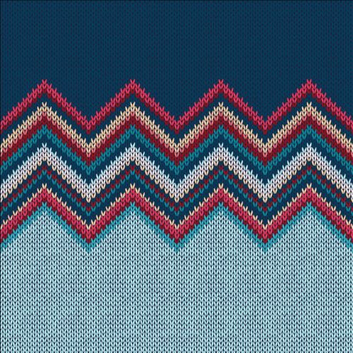 Knitted textures pattern background 02 free download