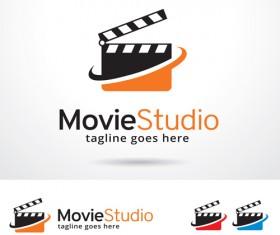 Movie Studio logo vector