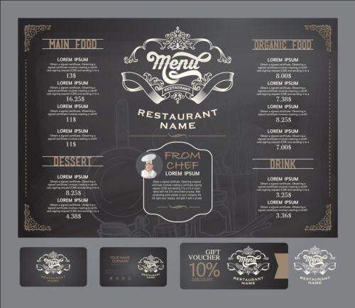 restaurant menu design software free download