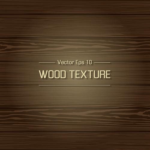Wood texture vector background graphics 01