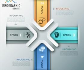 Business Infographic creative design 4300