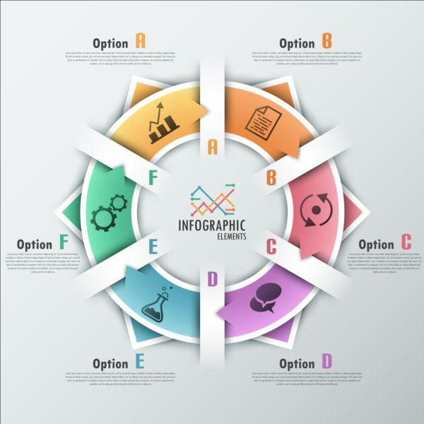 Business Infographic creative design 4301