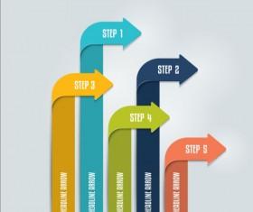 Business Infographic creative design 4315