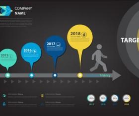 Business Infographic creative design 4321