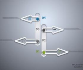 Business Infographic creative design 4323