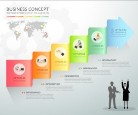 Business Infographic creative design 4330