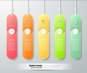 Business Infographic creative design 4331