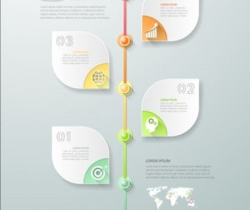 Business Infographic creative design 4335