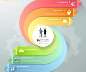 Business Infographic creative design 4336