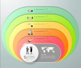 Business Infographic creative design 4337