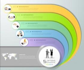 Business Infographic creative design 4338