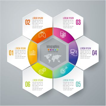 Business Infographic creative design 4351