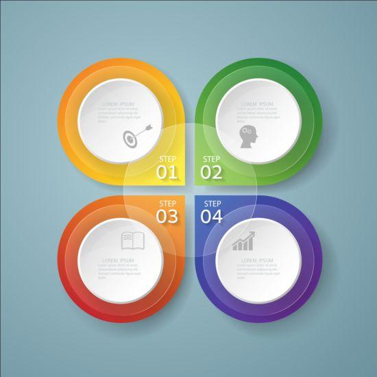 Business Infographic creative design 4380