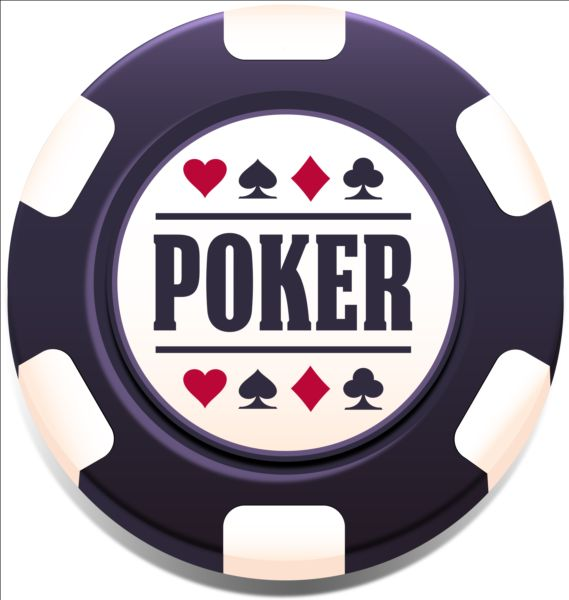 Casino Poker Chips Background Vector 01 Free Download