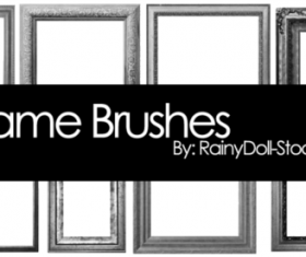 Classical Frame Brushes