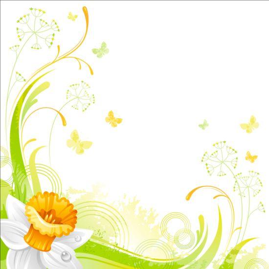Elegant Flower Backgrounds
