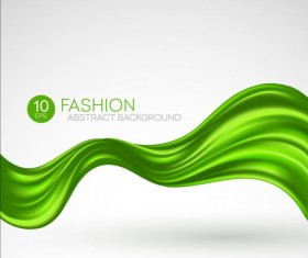 Fashion abstract silk background vector 02