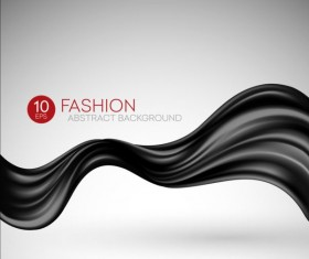 Fashion abstract silk background vector 03