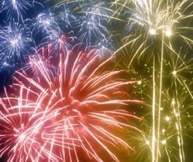 Fireworks celebration photoshop brushes