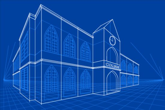 Simple blueprint building vectors design 12 free download simple blueprint building vectors design 12 malvernweather Choice Image