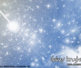 Star and Galaxies Photoshop Brushes