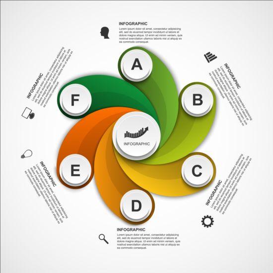 Business Infographic creative design 4388