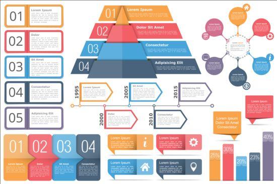 Business Infographic creative design 4397
