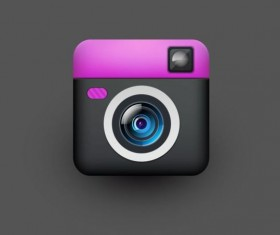 Camera application Icons creative design 10