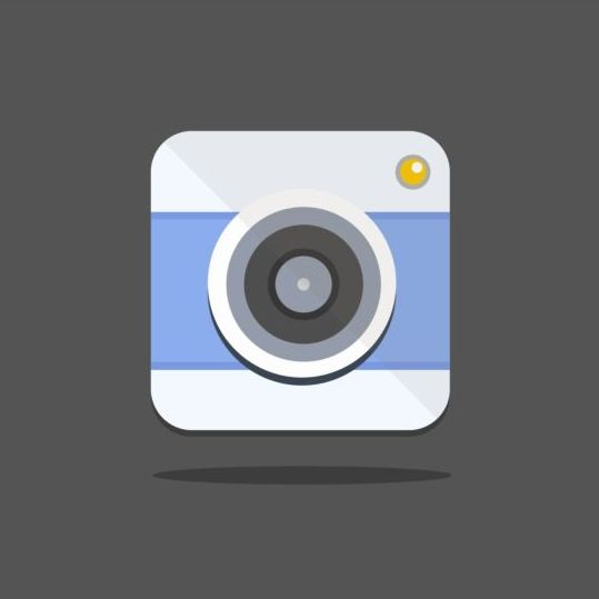 Camera application Icons creative design 11