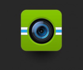 Camera application Icons creative design 13