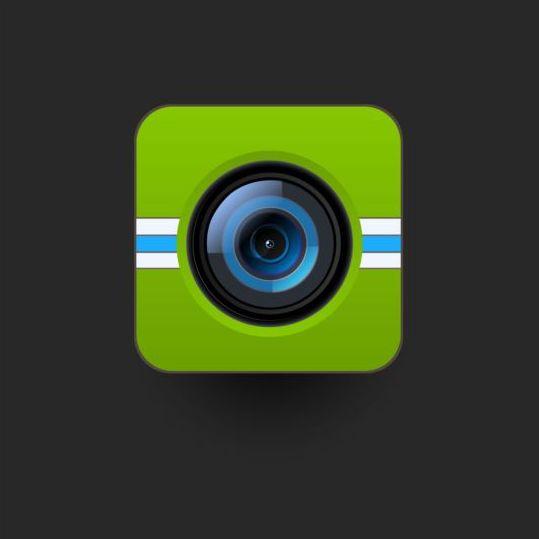 Camera application Icons creative design 13
