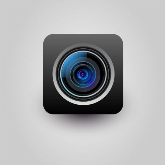Camera application Icons creative design 15