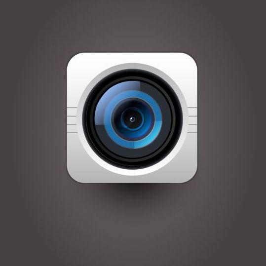 Camera application Icons creative design 16